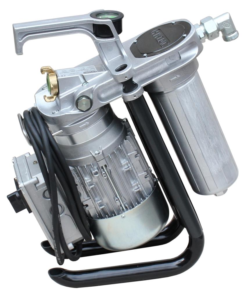 Leackage pump